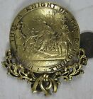 Vintage 1930s Thee A Knight of The Roundtable Cast Pin