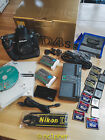 Nikon D4S USA Memory cards XQD reader LCD covers Extra battery 3975 actuations