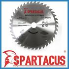 Spartacus Wood Cutting Saw Blade 260 mm x 40 Teeth x 30mm Fits Various Models