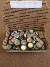 Lot Of 250 Narragansett Beer Bottle Caps Puzzle Sayings Craft Jewelry New Unused