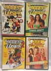 4 The Biggest Loser workout exercise fitness DVD lot Cardio max power sculpt 2