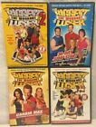 4 The Biggest Loser workout exercise fitness DVD lot cardio max 30 day jump 2