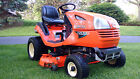 KUBOTA T2080 Lawn Tractor 42 Mower 20HP Kohler Excellent Condition