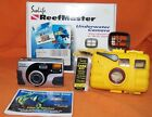 SEA LIFE REEFMASTER UNDERWATER CAMERA SL515 EASY OPERATION TO 164 FEET DEPTH