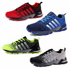Hot New Mens Trainers Running Breathable Shoes Sports Casual Sneakers Athletic