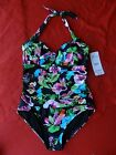 Catalina One piece Womens Multi Color Large 12 14 New with tags