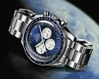 Omega Speedmaster Professional NASA Moonwatch RARE GEMINI IV Blue dial