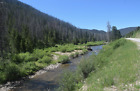 20 Acre Unpatented Historic Grand Lake Mining District Placer Gold Mining Claim
