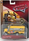 NEW Disney Pixar Cars 3 Deluxe Miss Fritter 155 School Bus Diecast Vehicle