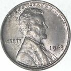 Choice Uncirculated - 1943 - STEEL CENT - Lincoln Wheat Cent - Historic *802