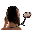 Rucci Neck Mirror, Black, Makeup Accessories M626 5X/1X Free Shipping New