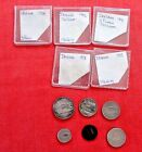 Ireland    Mixed Dates 1931-59   some silver  5 coin Lot
