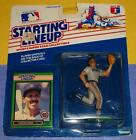 1989 LUIS SALAZAR Detroit Tigers #12 Rookie -low s/h- 1st & only Starting Lineup