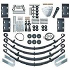 Rubicon Express RE5525 45 Extreme Duty Leaf Spring Lift Kit for 76 86 Jeep CJ