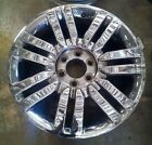 20 INCH 2007 2013 LINCOLN NAVIGATOR MARK LT OEM CHROME WHEEL RIM 3651 20x85