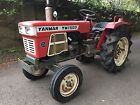 Yanmar Ym1500 Compact Tractor Suitable 4 Kubota Grass Topper Mower + Stables