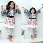 Boutique Cute Girls Clothing Set for Girls size 4