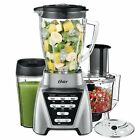 Oster Pro 1200 Blender 2-in-1 with Food Processor Attachment and XL Personal Cup