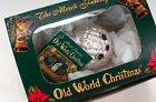 Old World Christmas New in Box Golf Ornament Heirloom Collectible Golfball 19384