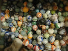 Alley Agate marbles and cullet from 1932-1936   found during large Excavation
