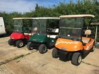 EZGO Golf buggy RXV  TXT 2007 2013 good condition and run great 3 available