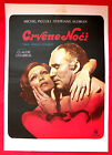 WEDDING IN BLOOD 1973 FRENCH AUDRAN PICCOLI CLAUDE CHABROL EXYU MOVIE POSTER  2