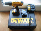 Dewalt 18V Screwdriver Drill with Charger & Carry Case