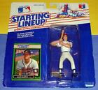 1989 DALE MURPHY Atlanta Braves #3 - low s/h - Kenner Starting Lineup