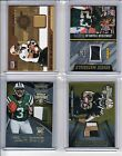 2013 Panini National Convention JONATHAN FRANKLIN CRACKED ICE ROOKIE MATERIALS