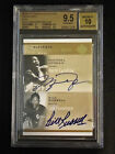 2010 Ultimate Collection Signatures Michael Jordan Bill Russell Auto BGS 9.5 10