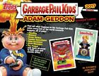 Topps 2017 Garbage Pail Kids Series 1 Armageddon Blaster Box Cards, Blue White