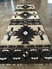 Southwest Native American Runner Area Rug Berber Beige Design C318 2 Feet X 7