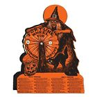 Beistle 01552 Witch Fortune Wheel Game 925 x 675 Halloween NEW
