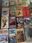 Mixed Lot Western Books 24 Books