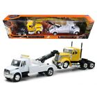 International 4200 Tow Truck White and International Lone star Cab 93577150735