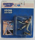 STARTING LINEUP Jim Edmonds MLB Figurine Figure Kenner With Trading Card- 1995