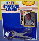 1990 KIRK GIBSON Los Angeles Dodgers - low s/h- Starting Lineup 1980 Tigers card