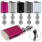 FOR Eleaf iStick Pico Kit 75W With 2ML Melo 3 Mini Tank Starter Kit Stainless US