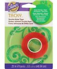 Aleenes Double Sided Tacky Tape Red