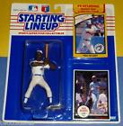 1990 FRED MCGRIFF Toronto Blue Jays Rookie - low s/h - Starting Lineup
