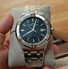 Maurice Lacroix AI1008-SS002-131-1 Mens Black Aikon Watch NEW IN BOX!