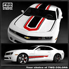 Chevrolet Camaro Hot Wheels Style Top and Side Stripes Decal 2014 2015 Pro Motor