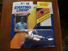 1992 STARTING LINEUP ROBERTO ALOMAR FIGURE, CARD & POSTER IN UNOPENED PACKAGE