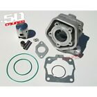 Top End Rebuild Complete Kit 50cc Water Cooled for KTM SX Pro Senior LC Pitbikes
