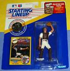 1991 BENITO SANTIAGO final San Diego Padres - low s/h - Starting Lineup