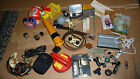 Junk Drawer Lot Vintage Toys Electronics and More Estate Lot Collection Stuff