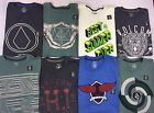 Boys Youth Volcom Modern Fit Heather T Shirt