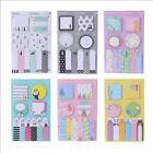 Schedule Maker Weekly Planner Sticker Sticky Notes Memo Pad Bookmar Gift