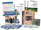 IEW Deluxe Combo Teaching Writing Structure  Style Student Writing Intensive A
