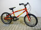 Squish 16 Boy 16 Premium Hybrid Bike Boys Kids 9 Alloy Frame Brand New V Light